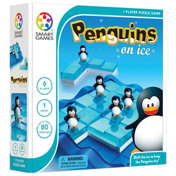 Penguins On Ice By Smart Toys And Games