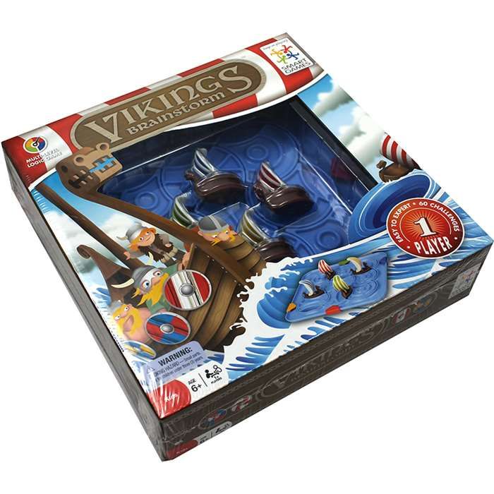 Shop Vikings Brainstorm By Smart Toys And Games