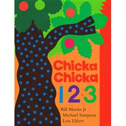 Chicka Chicka 1 2 3 By Ingram Book Distributor