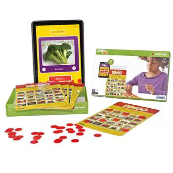 Fun Foods Bingo By Stages Learning Materials