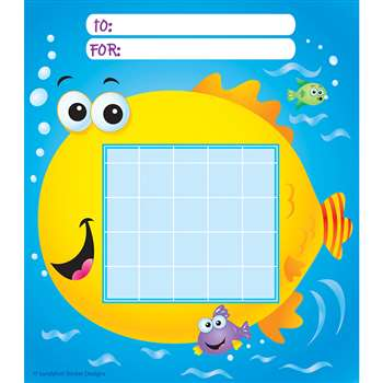 Incentive Chart Pad Fish By Silver Lead / Sandylion Products
