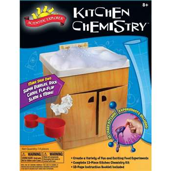 Kitchen Chemistry Mini Lab By Poof Products Slinky