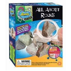 All About Rocks Mini Lab By Poof Products Slinky
