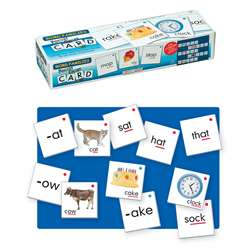 Word Families - Pocket Chart Card Set, SME757