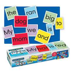 Sight Words Pocket Chart Card Set By Smethport Specialty