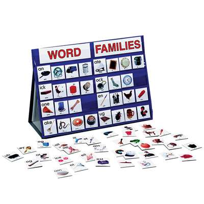 Word Families By Smethport Specialty
