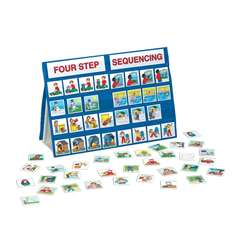 Four Step Sequencing Tabletop Pocket Chart, SME776