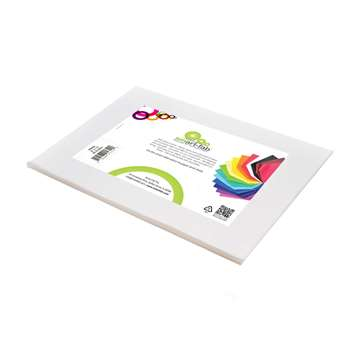 Smart Fab Cut Sheets 9X12 White By Smart Fab