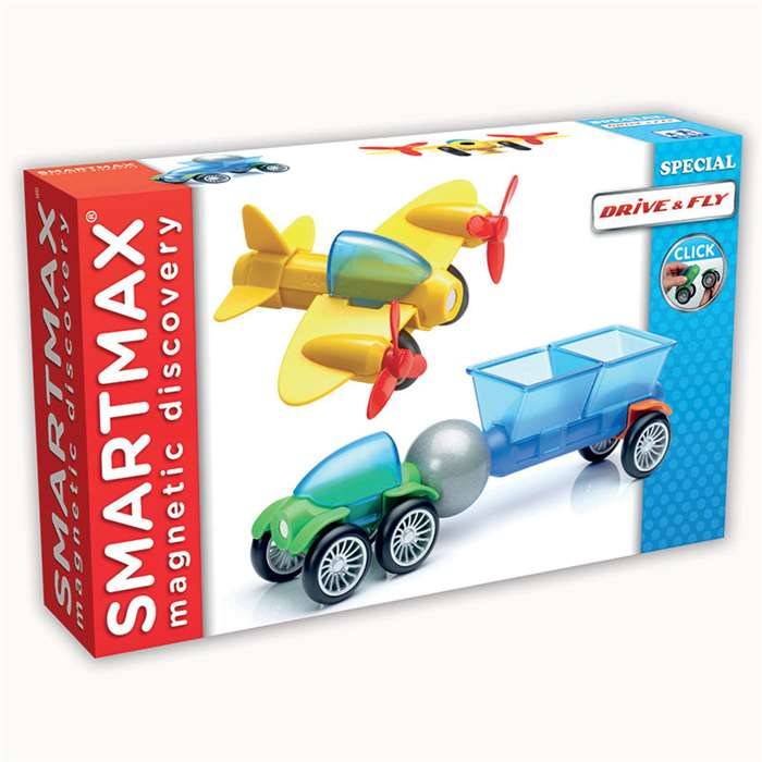 Smartmax Drive & Fly By Smart Toys And Games