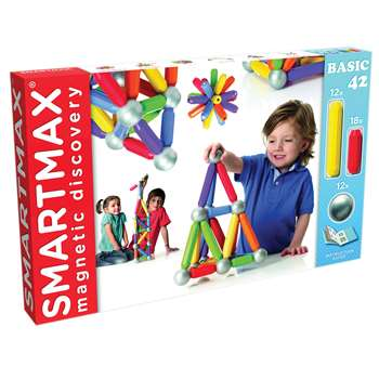 Smartmax 42 Piece Set By Smart Toys And Games