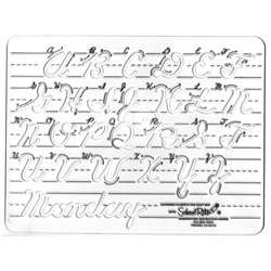 Transition To Cursive Uppercase By School Rite