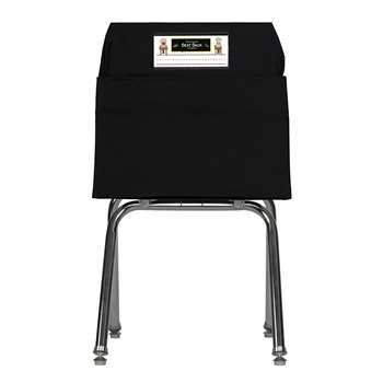 "Seat Sack Large 17"" Black By Seat Sack"