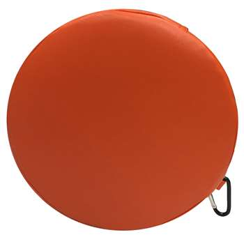 Orange Circle Pillow, SSZ58704