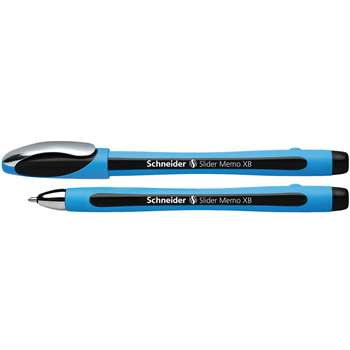 Schneider Black 10Pk Memo Slider Xb Ballpoint Pen By Stride