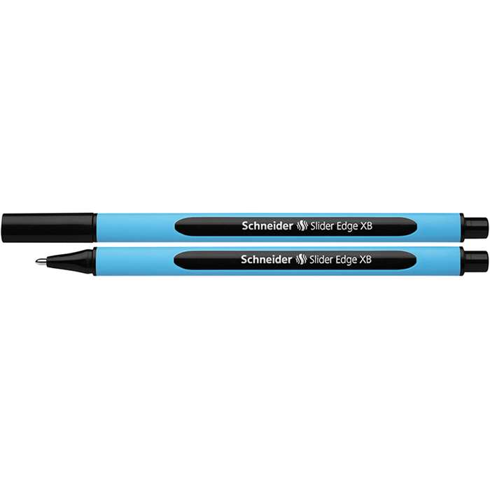 Schneider Black 10Pk Slider Edge Xb Ballpoint Pen By Stride