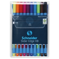Schneider Slider Edge 10 Colors Xb Ballpoint Pen, STW152290