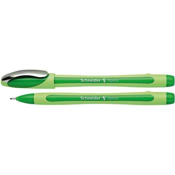 Schneider Green Xpress Fineliner Fiber Tip Pen By Stride