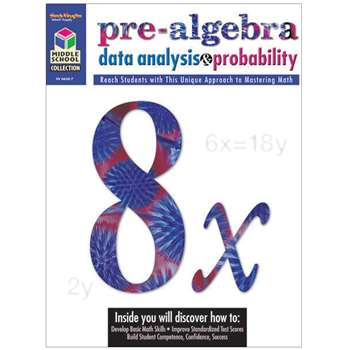Middle School Math Collection Pre-Algebra By Houghton Mifflin