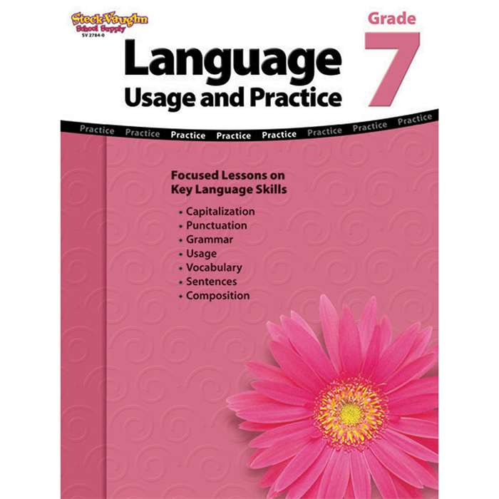 Language Usage And Practice Gr 7 By Houghton Mifflin