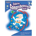 Exploring Comprehension Skills Gr 3 By Harcourt School Supply
