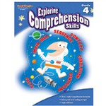 Exploring Comprehension Skills Gr 4 By Harcourt School Supply