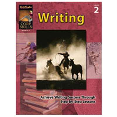 Core Skills Writing Gr 2 - Sv-34121 By Harcourt School Supply