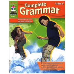 Complete Grammar Grade 6 By Harcourt School Supply