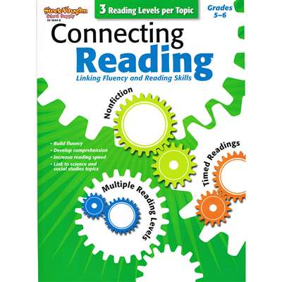 Connecting Reading Grades 5-6 By Harcourt School Supply