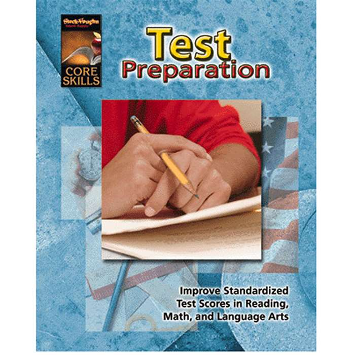Core Skills Test Preparation Grade 4 - Sv-57371 By Harcourt School Supply