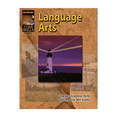 Core Skills Language Arts Grade 1 - Sv-70882 By Harcourt School Supply
