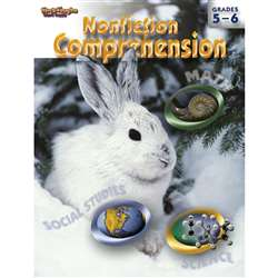 Nonfiction Comprehension Gr 5-6 By Harcourt School Supply