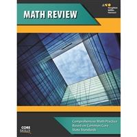 Core Skills Math Review Gr 6-8, SV-9780544261846