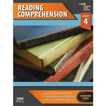 Core Skills Reading Comp Gr 4, SV-9780544267688