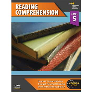Core Skills Reading Comp Gr 5, SV-9780544267695