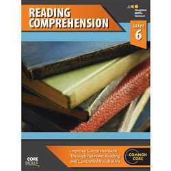 Core Skills Reading Comp Gr 6, SV-9780544267701