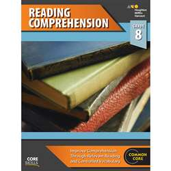 Core Skills Reading Comp Gr 8, SV-9780544267725