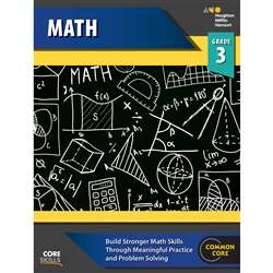 Core Skills Mathematics Grade 3, SV-9780544268210