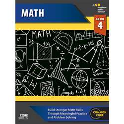 Core Skills Mathematics Grade 4, SV-9780544268227
