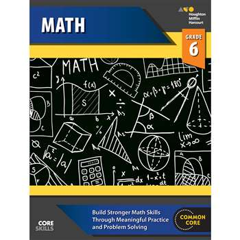 Core Skills Mathematics Grade 6, SV-9780544268241