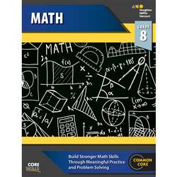 Core Skills Mathematics Grade 8, SV-9780544268265