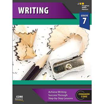 Core Skills Writing Grade 7, SV-9780544268517