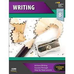 Core Skills Writing Grade 8, SV-9780544268524
