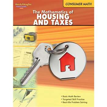 The Mathematics Of Housing And Taxes Gr 6 & Up By Houghton Mifflin