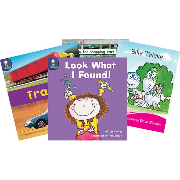 Rigby Leveled Readers Levels A - C 10 Titles By Houghton Mifflin