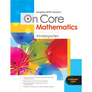 On Core Mathematics Bundles Gr K By Houghton Mifflin