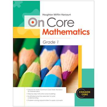On Core Mathematics Bundles Gr 1 By Houghton Mifflin