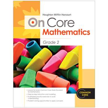 On Core Mathematics Bundles Gr 2 By Houghton Mifflin