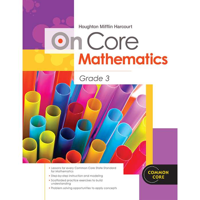 On Core Mathematics Bundles Gr 3 By Houghton Mifflin