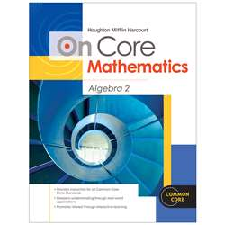 On Core Mathematics Algebra 2 Bundles By Houghton Mifflin