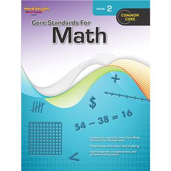 Core Standards For Math Gr 2 By Houghton Mifflin